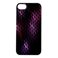 Fabulous Purple Pattern Wallpaper Apple Iphone 5s/ Se Hardshell Case