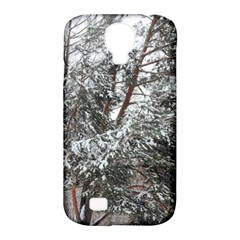 Winter Fall Trees Samsung Galaxy S4 Classic Hardshell Case (pc+silicone) by ansteybeta