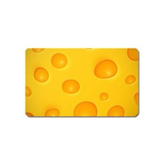 Cheese Magnet (name Card)