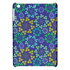 Color Variationssparkles Pattern Floral Flower Purple Apple Ipad Mini Hardshell Case