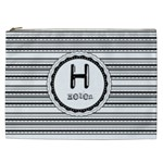 H for Helen Cosmetic Bag (XXL) Front