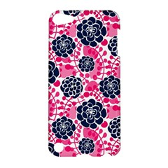 Flower Floral Rose Purple Pink Leaf Apple Ipod Touch 5 Hardshell Case by Jojostore