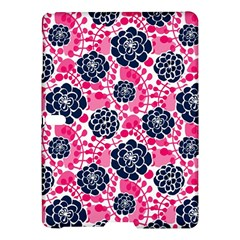 Flower Floral Rose Purple Pink Leaf Samsung Galaxy Tab S (10 5 ) Hardshell Case  by Jojostore