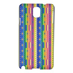 Psychedelic Carpet Samsung Galaxy Note 3 N9005 Hardshell Case
