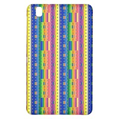 Psychedelic Carpet Samsung Galaxy Tab Pro 8 4 Hardshell Case by Jojostore