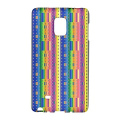 Psychedelic Carpet Galaxy Note Edge by Jojostore