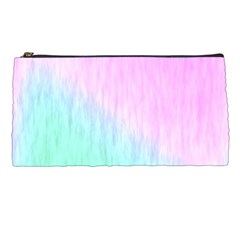 Pink Green Texture                                                       	pencil Case by LalyLauraFLM