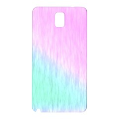 Pink Green Texture                                                      			samsung Galaxy Note 3 N9005 Hardshell Back Case by LalyLauraFLM
