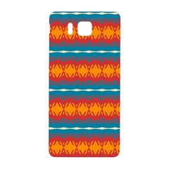 Shapes Rows                                                         			samsung Galaxy Alpha Hardshell Back Case by LalyLauraFLM