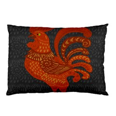 Chicken Year Pillow Case