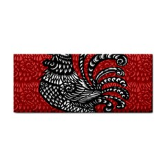 Year Of The Rooster Cosmetic Storage Cases by Valentinaart