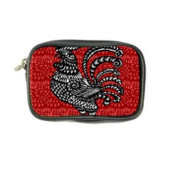 Year Of The Rooster Coin Purse by Valentinaart