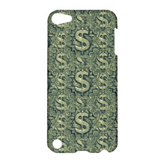Money Symbol Ornament Apple Ipod Touch 5 Hardshell Case by dflcprintsclothing