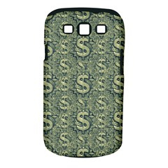 Money Symbol Ornament Samsung Galaxy S Iii Classic Hardshell Case (pc+silicone)