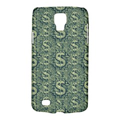 Money Symbol Ornament Galaxy S4 Active by dflcprintsclothing