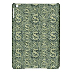 Money Symbol Ornament Ipad Air Hardshell Cases by dflcprintsclothing
