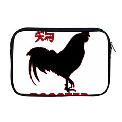 Year Of The Rooster   Chinese New Year Apple Macbook Pro 17  Zipper Case