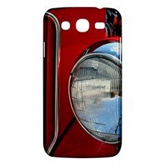 Antique Car Auto Roadster Old Samsung Galaxy Mega 5 8 I9152 Hardshell Case  by Amaryn4rt