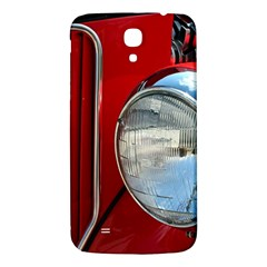 Antique Car Auto Roadster Old Samsung Galaxy Mega I9200 Hardshell Back Case by Amaryn4rt