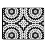 Pattern Tile Seamless Design Fleece Blanket (Small) 50 x40 Blanket Front