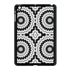 Pattern Tile Seamless Design Apple Ipad Mini Case (black) by Amaryn4rt