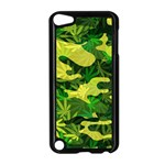 Marijuana Camouflage Cannabis Drug Apple iPod Touch 5 Case (Black) Front