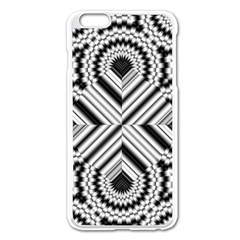 Pattern Tile Seamless Design Apple Iphone 6 Plus/6s Plus Enamel White Case