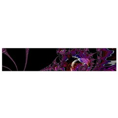 Fantasy Fractal 124 A Flano Scarf (small) by Fractalworld