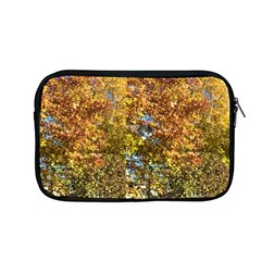 Autumn Leaves Apple Macbook Pro 13  Zipper Case by SusanFranzblau