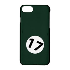 British Racing Green Apple Iphone 7 Hardshell Case