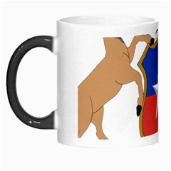 Coat Of Arms Of Chile Morph Mugs by abbeyz71