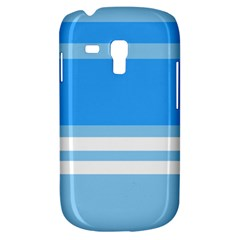 Blue Horizon Graphic Simplified Version Galaxy S3 Mini by Jojostore