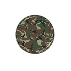 Army Shirt Grey Green Blue Hat Clip Ball Marker (4 Pack)