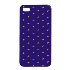 Blue Yellow Sign Apple Iphone 4/4s Seamless Case (black) by Jojostore