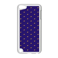 Blue Yellow Sign Apple Ipod Touch 5 Case (white) by Jojostore