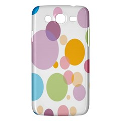 Bubble Water Yellow Blue Green Orange Pink Circle Samsung Galaxy Mega 5 8 I9152 Hardshell Case  by Jojostore