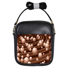 Choco Bubbles Girls Sling Bags by Jojostore