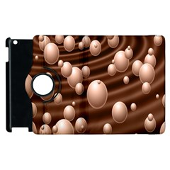 Choco Bubbles Apple Ipad 2 Flip 360 Case