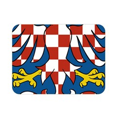 Moravia Coat Of Arms  Double Sided Flano Blanket (mini)  by abbeyz71