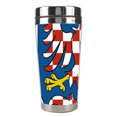 Moravia Coat Of Arms  Stainless Steel Travel Tumblers