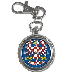Flag Of Moravia  Key Chain Watches by abbeyz71