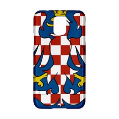 Flag Of Moravia Samsung Galaxy S5 Hardshell Case  by abbeyz71