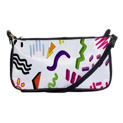 Design Elements Illustrator Elements Vasare Creative Scribble Blobs Shoulder Clutch Bags by Jojostore