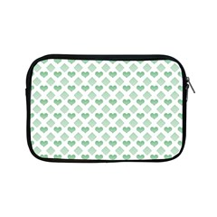 Diamond Heart Card Purple Valentine Love Blue Green Apple Ipad Mini Zipper Cases