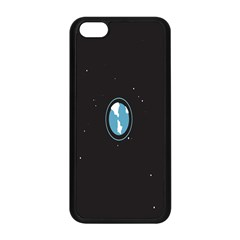 Earth Universe Natural Space Galaxy Apple Iphone 5c Seamless Case (black) by Jojostore