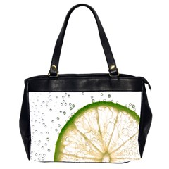 Lime Office Handbags (2 Sides)  by Jojostore