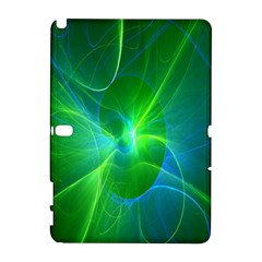 Line Green Light Galaxy Note 1 by Jojostore