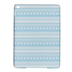 Love Heart Valentine Blue Star Woven Wave Fabric Chevron Ipad Air 2 Hardshell Cases by Jojostore