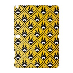 Original Honey Bee Yellow Triangle Galaxy Note 1 by Jojostore
