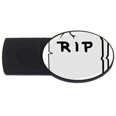 Rip Usb Flash Drive Oval (2 Gb)